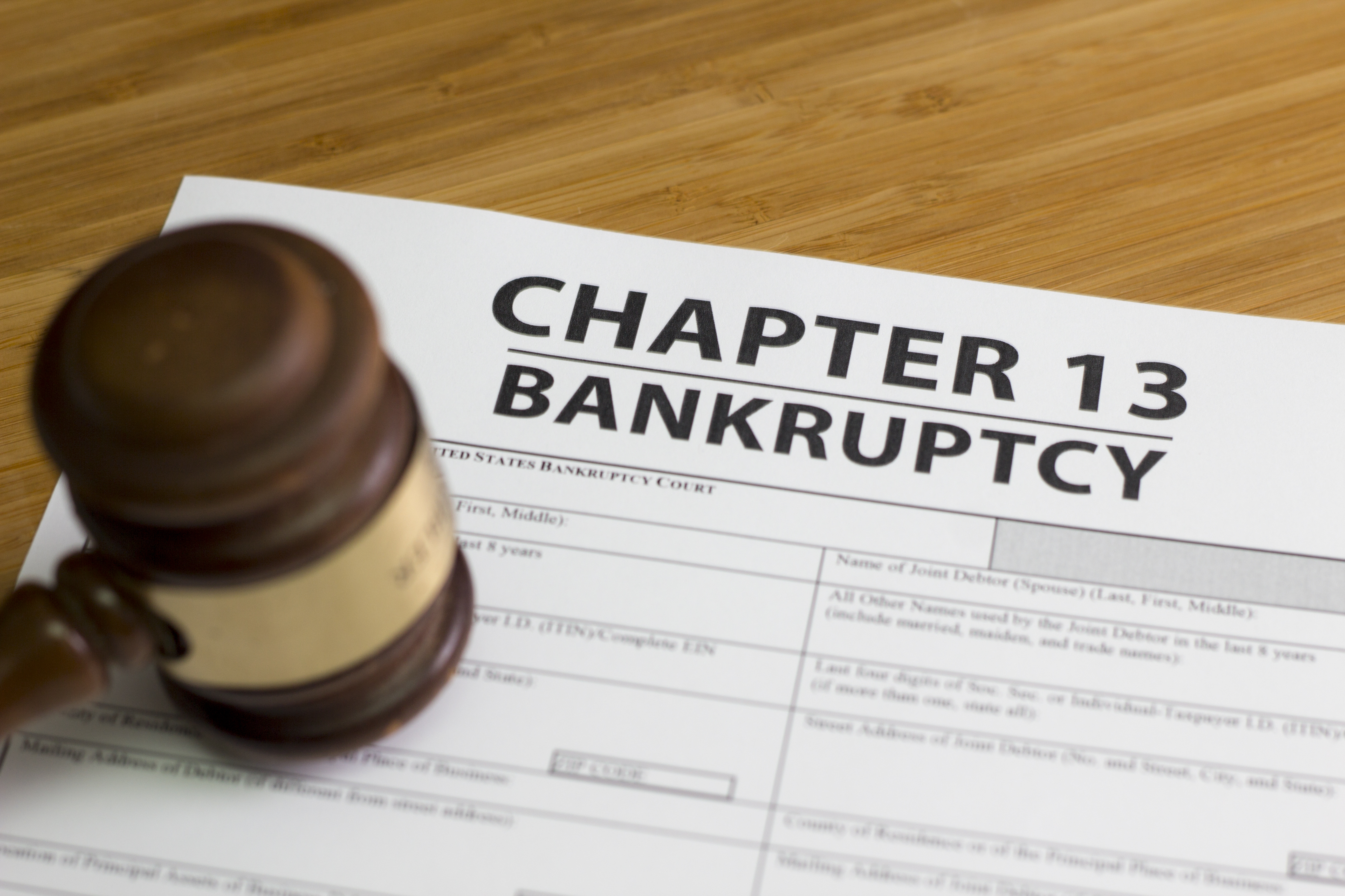 Chapter 13 Discharge Process - Maryland Bankruptcy Attorney